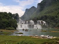 Ban Gioc Waterfall Tour From Hanoi