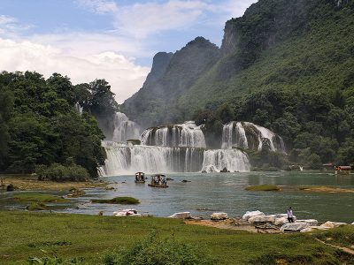 Ban Gioc Waterfall Tour From Hanoi