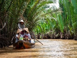 Day Trip to mekong delta