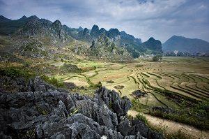 Dong Van, Ha Giang Province, Vietnam