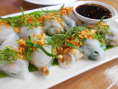 Enjoy the amazing Hanoi Street Food Tour