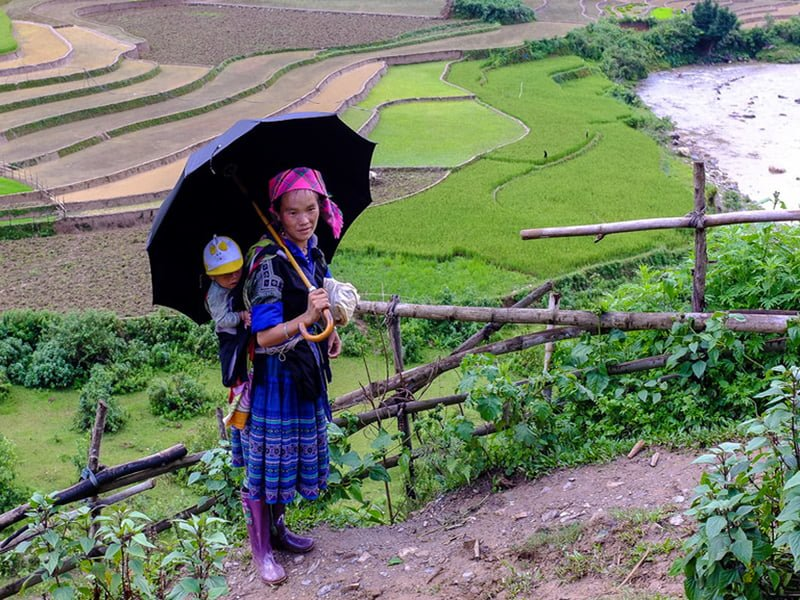 The Wonders Of North Vietnam's Hill Tribes In 9 Days and 8 Nights
