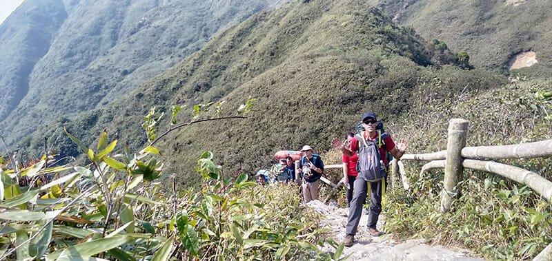 Fansipan Mountain Trekking