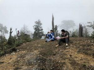 Trekking Fansipan Alone