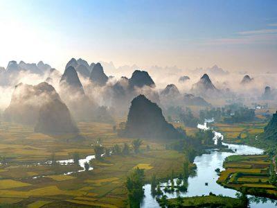 Cao Bang Vietnam