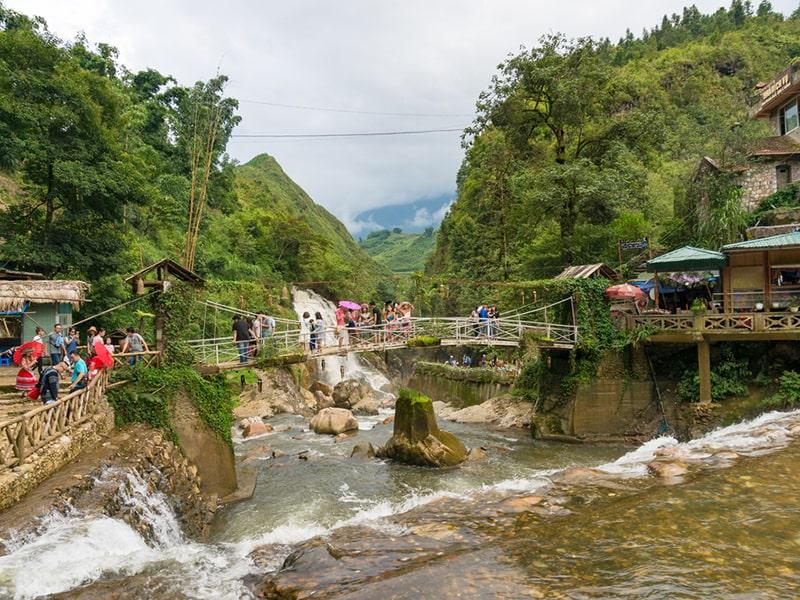 Cat Cat village - Sapa Vietnam-min