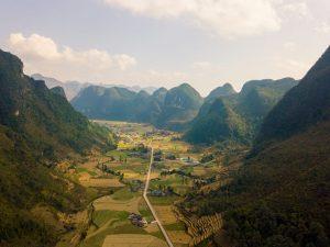 Dong Van Karst plateau – the global geopark