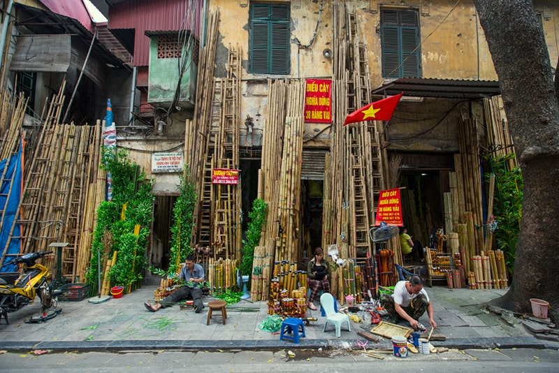 Hanoi Travel Guide - The Terrible Tour Guide Travel in Vietnam