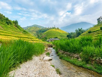 Hoang Su Phi with diverse pedology and soil resources