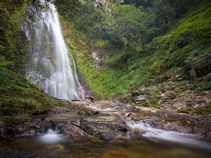 Love Waterfall Sapa Vietnam