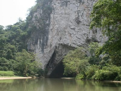 Puong Cave - Ba Be National Park