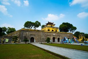 The Imperial Citadel of Thang Long - Hanoi