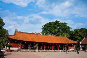 The Temple of Literature - Hanoi
