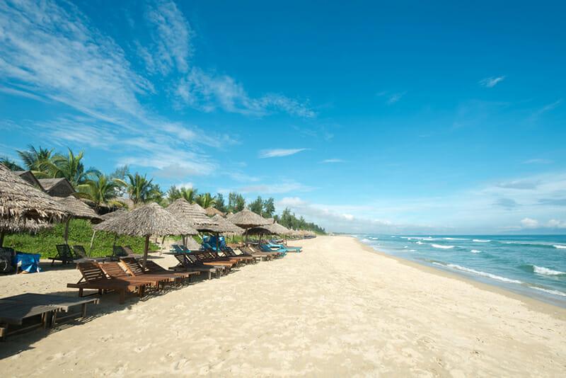 An Bang Beach - Hoi An Vietnam