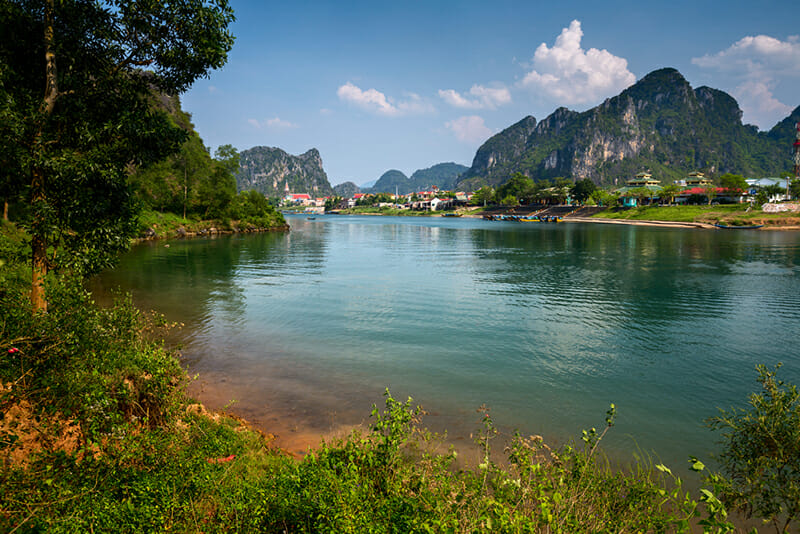 Beautiful Nature in Phong Nha - Ke Bang National Park