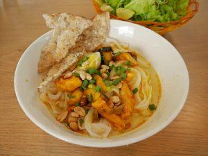 Mi Quang Rice Noodle - Special of Da Nang Vietnam