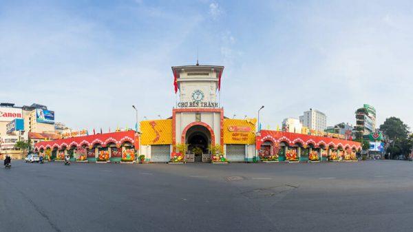 Ancient Ben Thanh Market - The symbol of Ho Chi Minh City
