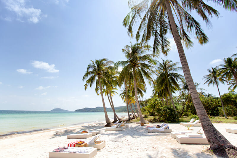 Bai Sao Beach - Phu Quoc Island