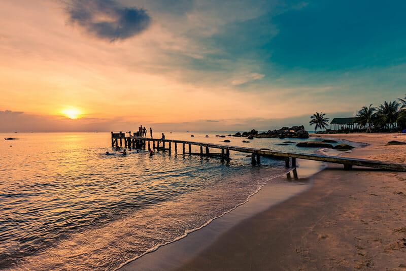 Long Beach - Phu Quoc Island