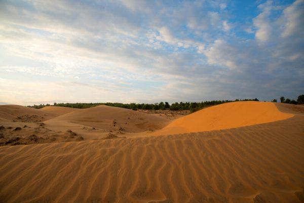 Red Sand Dune Mui Ne